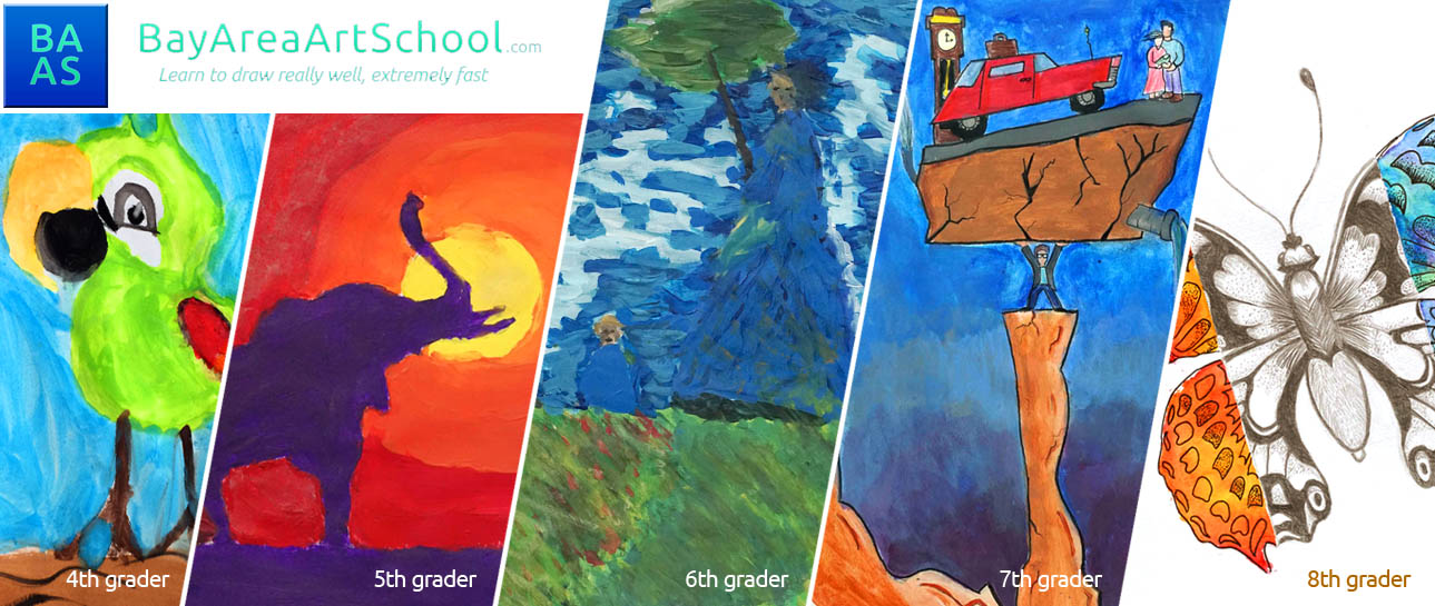 Bay Area Art Schools, Camps and After School Clubs